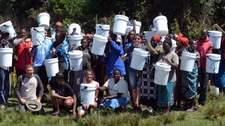 Kenya Water Filters Slide