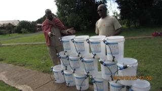 Kenya Water Filters 07