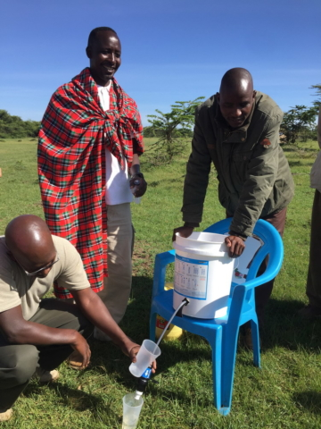 Kenya Water Filters 13