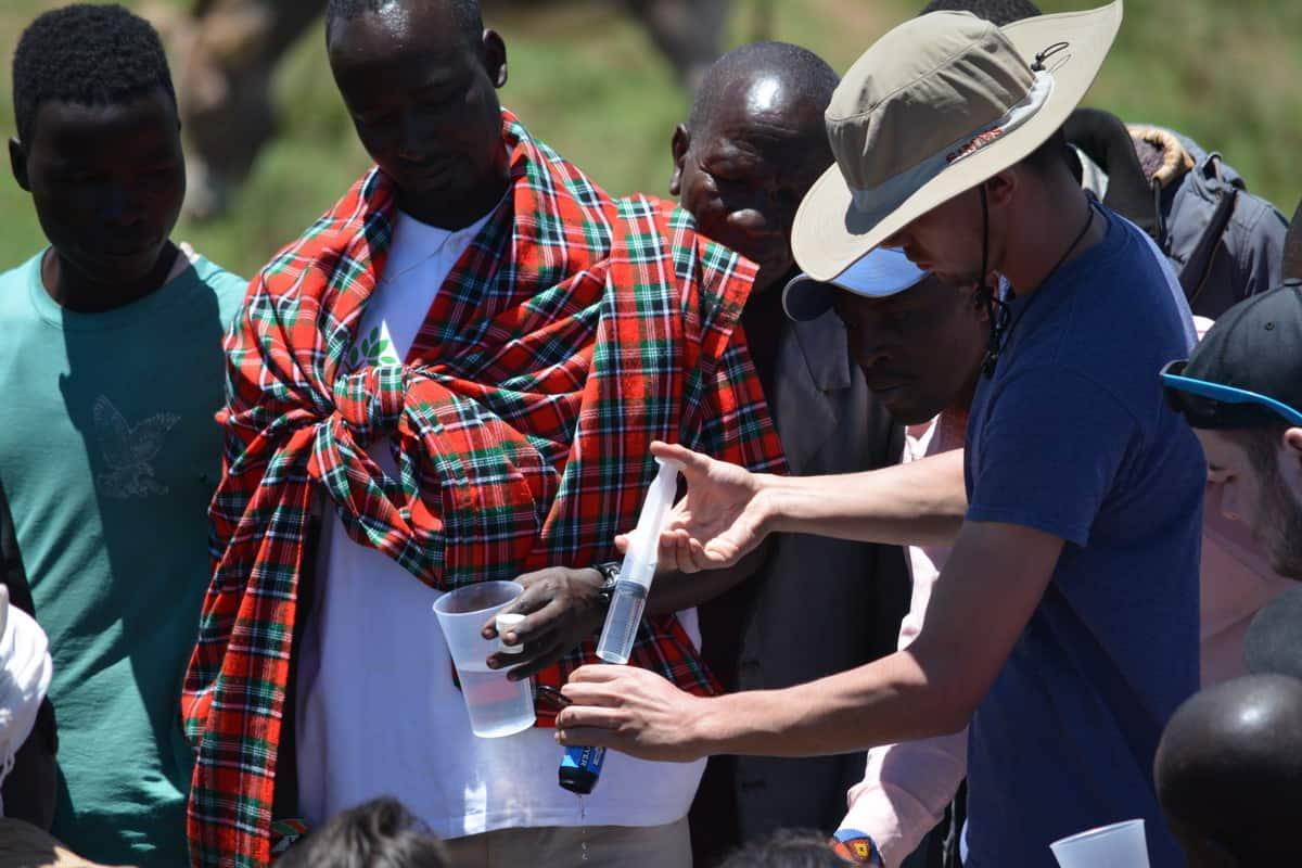 Kenya Water Filters 16