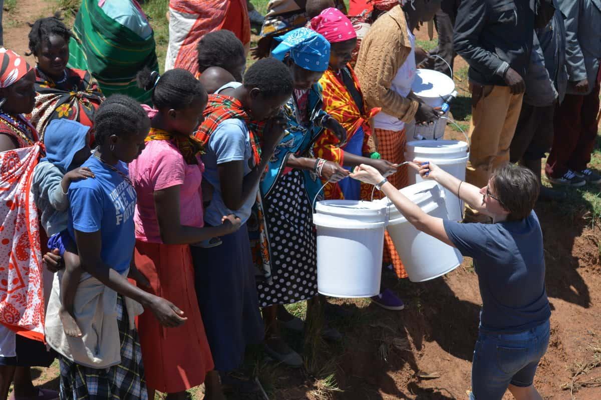 Kenya Water Filters 17