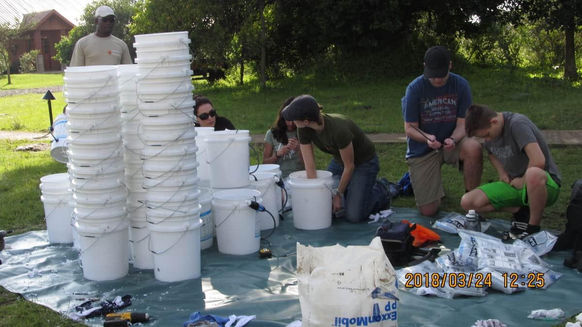 Kenya Water Filters 21