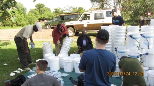 Kenya Water Filters 22