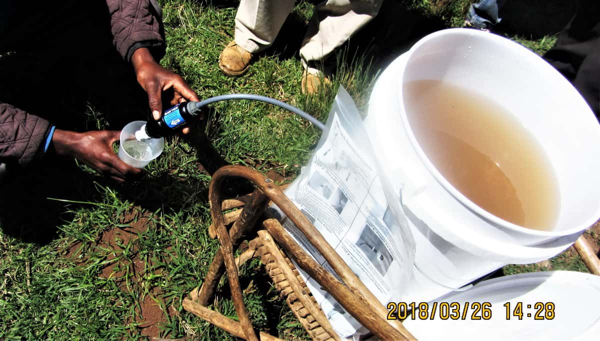 Kenya Water Filters 29