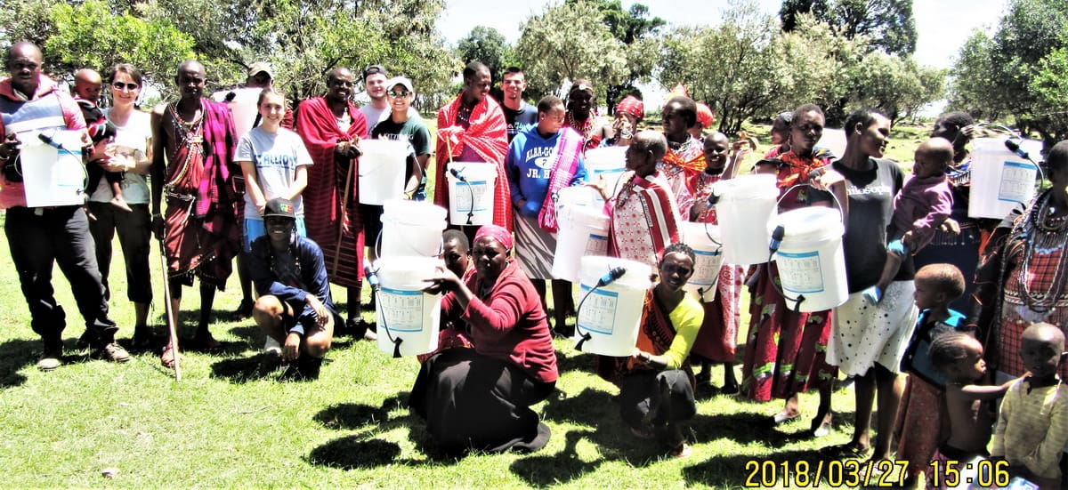 Kenya Water Filters 38