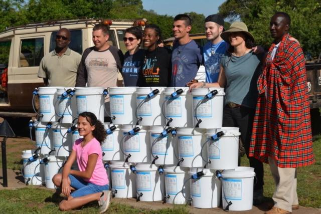 Kenya Water Filters 40
