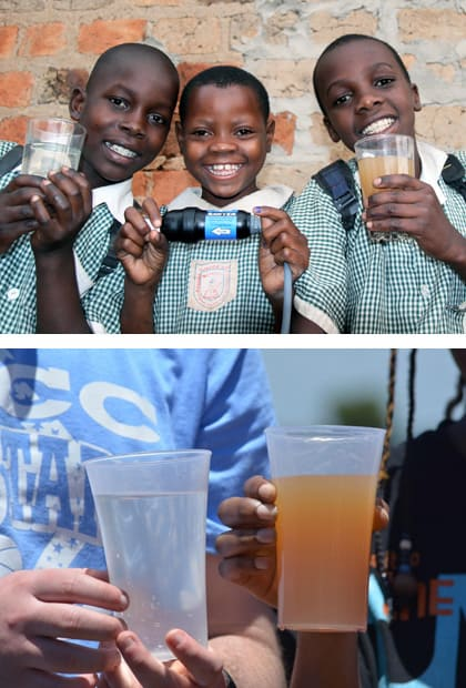 RipplAffect Donate Now for Water Filters