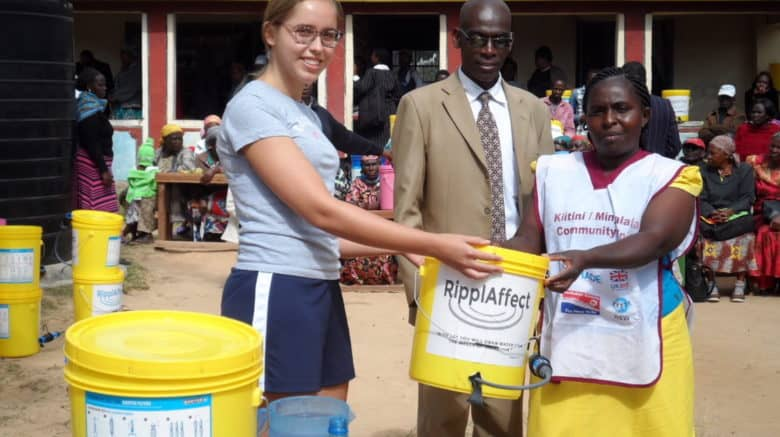 Kenya Water Filters RipplAffect Slide