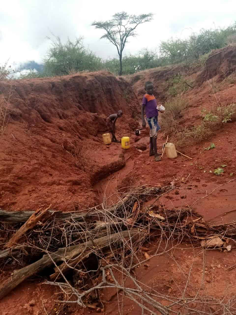 Samburu Water Source 3