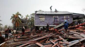 Guatemala Hurricanes Iota Eta