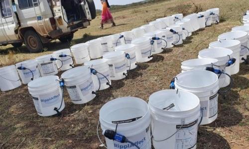 RipplAffect Samburu Kenya buckets