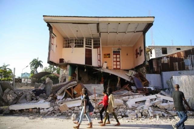 Haiti earthquake 1