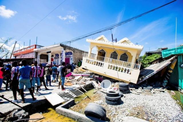 Haiti earthquake 3